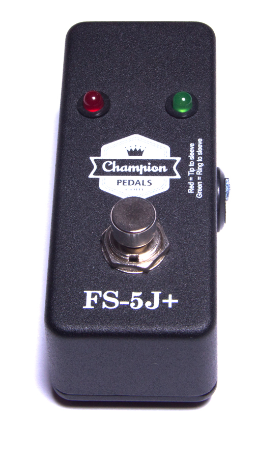 FS-5J+ by Champion Pedals